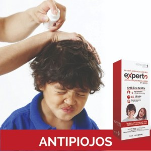 Experto - Antipiojos