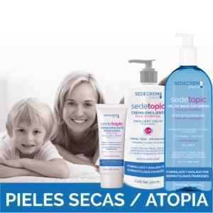 Sedetopic - Pieles Secas / Atopia