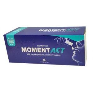 Moment act sospensione orale