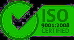 Logo Certificazione ISO 9001:2008