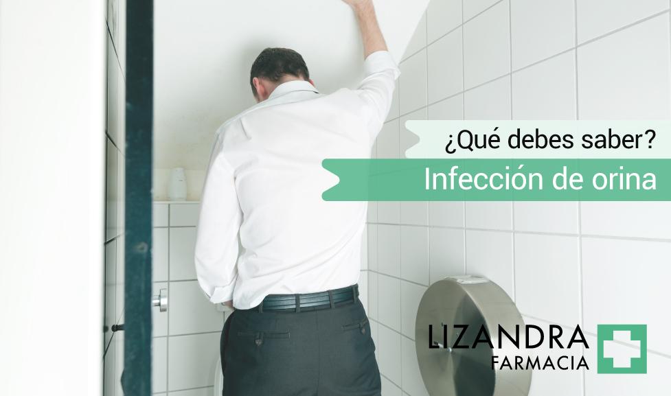 infección de orina