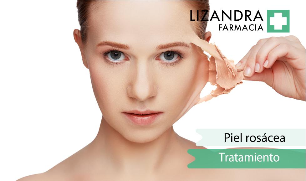 Tratamiento para la piel rosácea