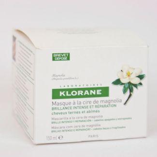 Klorane - Mascarilla de magnolia