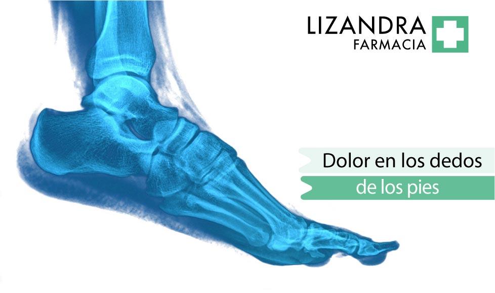 Soluciones al dolor de los dedos de los pies