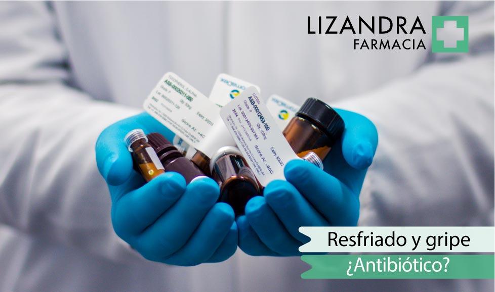 Dudas acerca del uso de antibióticos para el resfriado