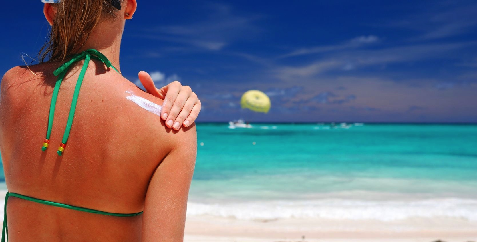 Preparare la pelle al sole con gli integratori alimentari