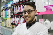 Guillermo Mogeda - Auxiliar de farmacia