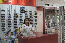Mª Carmen Ruiz-Castizo - Auxiliar de óptica