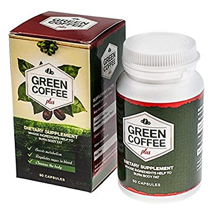 Confezione di Green Coffee Plus