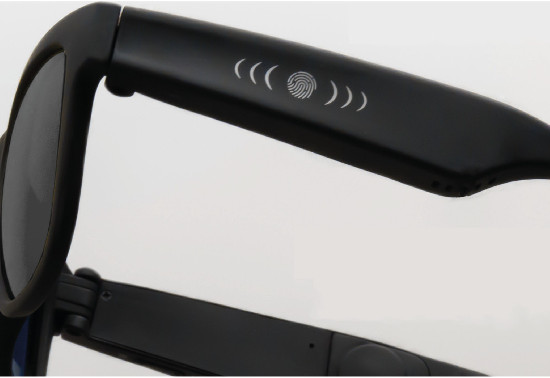 Smart Glasses occhiali da sole intelligenti