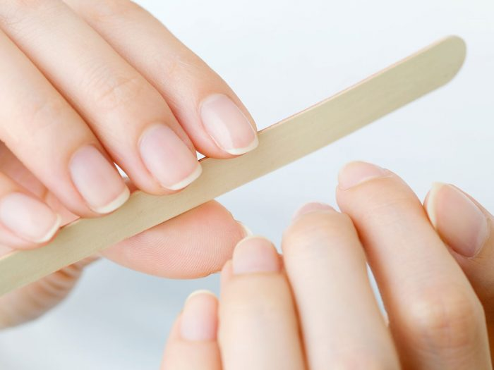 cura unghie