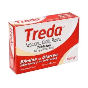 TREDA 20PILLS - Farmacia Del Niño - PHARMACY ONLINE IN ...