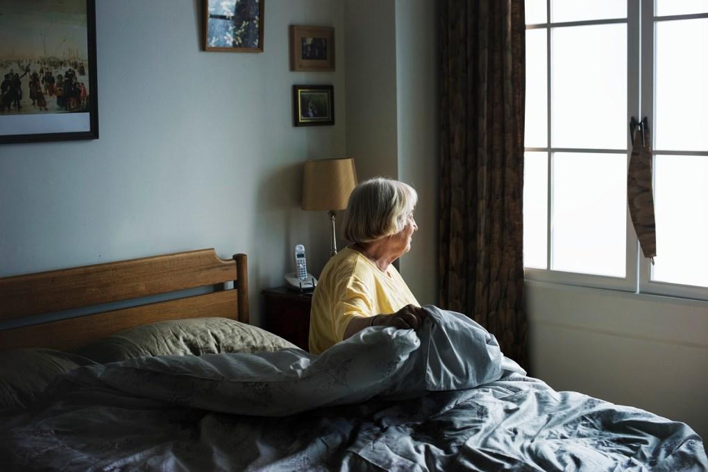 soledad depresión tercera edad