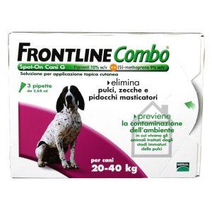 Frontline Combo cane 20