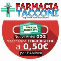 MASCHERINE chirurgiche a 0,50€ => ORA anche PER BAMBINI