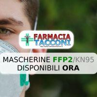 OFFERTA ⚡️ mascherine FFP2-KN95 a 1,90€ fino ad esaurimento! [OFFERTA ESAURITA]