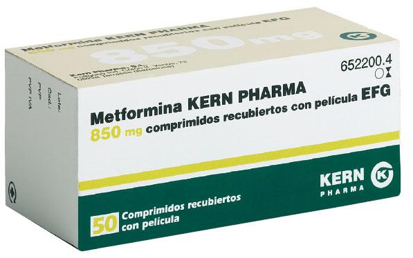 La metformina te ayuda a adelgazar