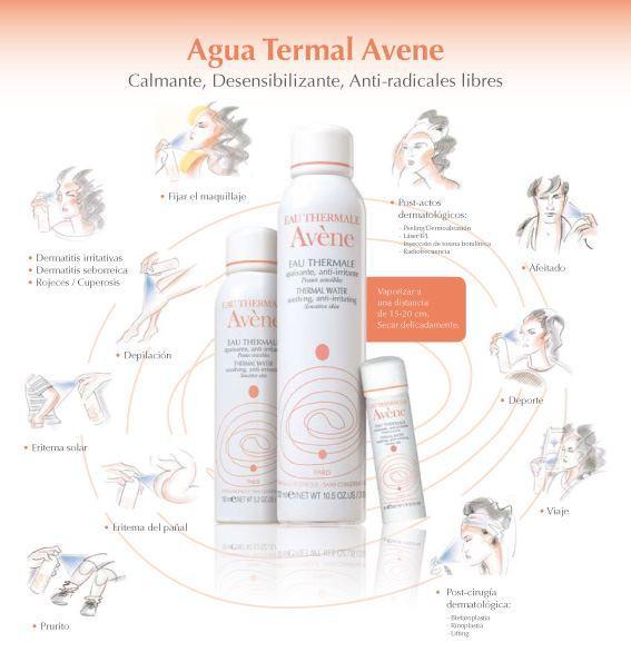 beneficios de tomar agua termal