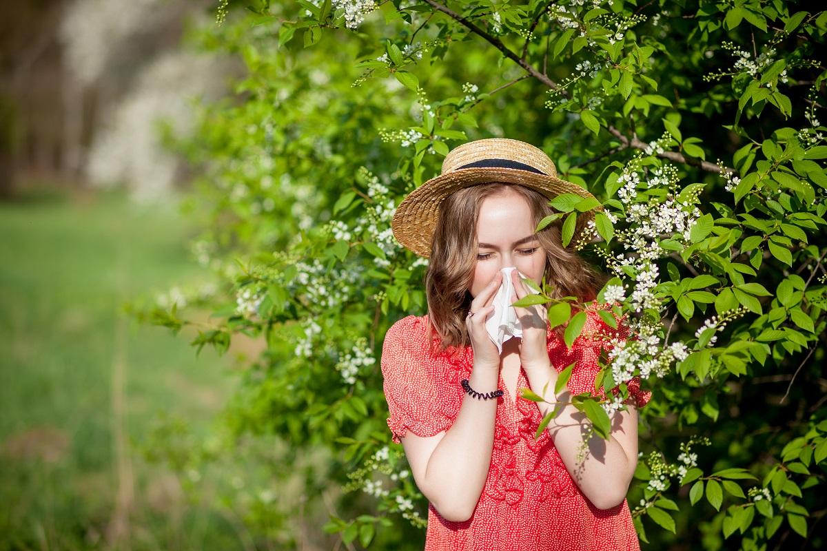 Primavera, stagione di allergie: ecco come combatterle