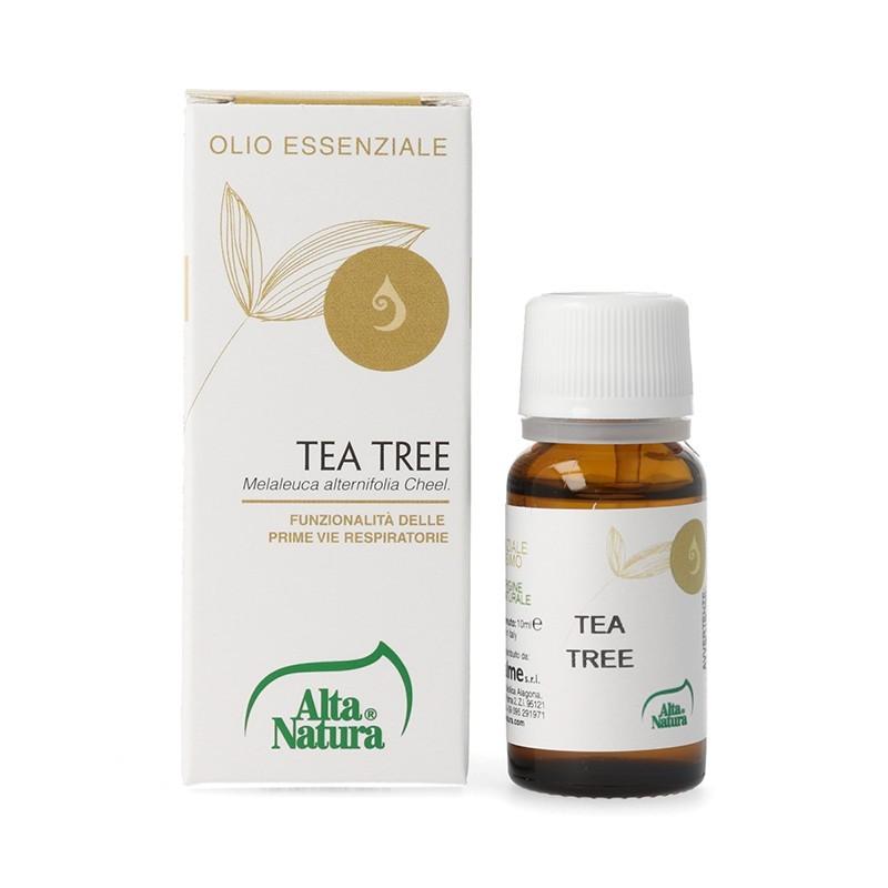 ALTA NATURA Tea Tree essential oil 10 Ml - Lung Health ...