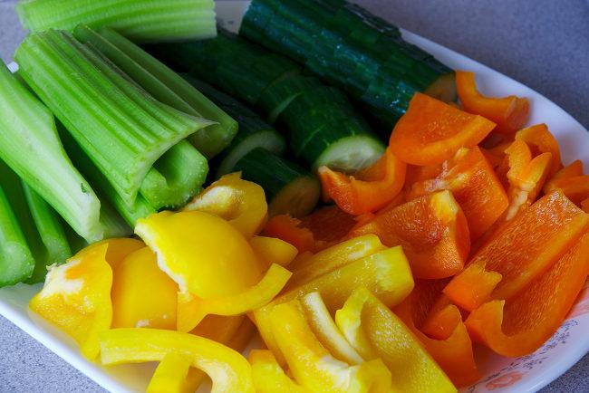 La dieta de las verduras