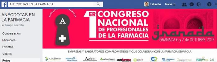 grupos facebook farmacia