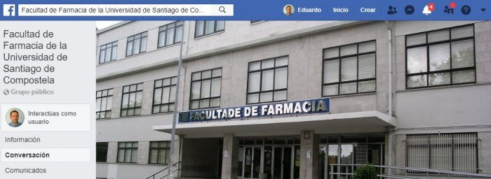 grupo facebook farmacia