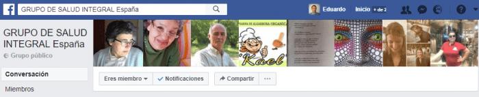 grupo facebook salud