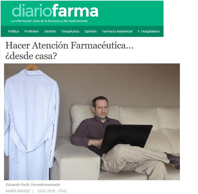 atención farmacéutica online