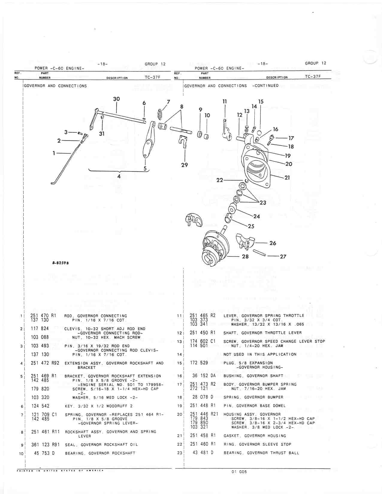 hight resolution of farmall cub governor diagram wiring diagram compilationthrottle adjustment farmall cub farmall cub governor diagram