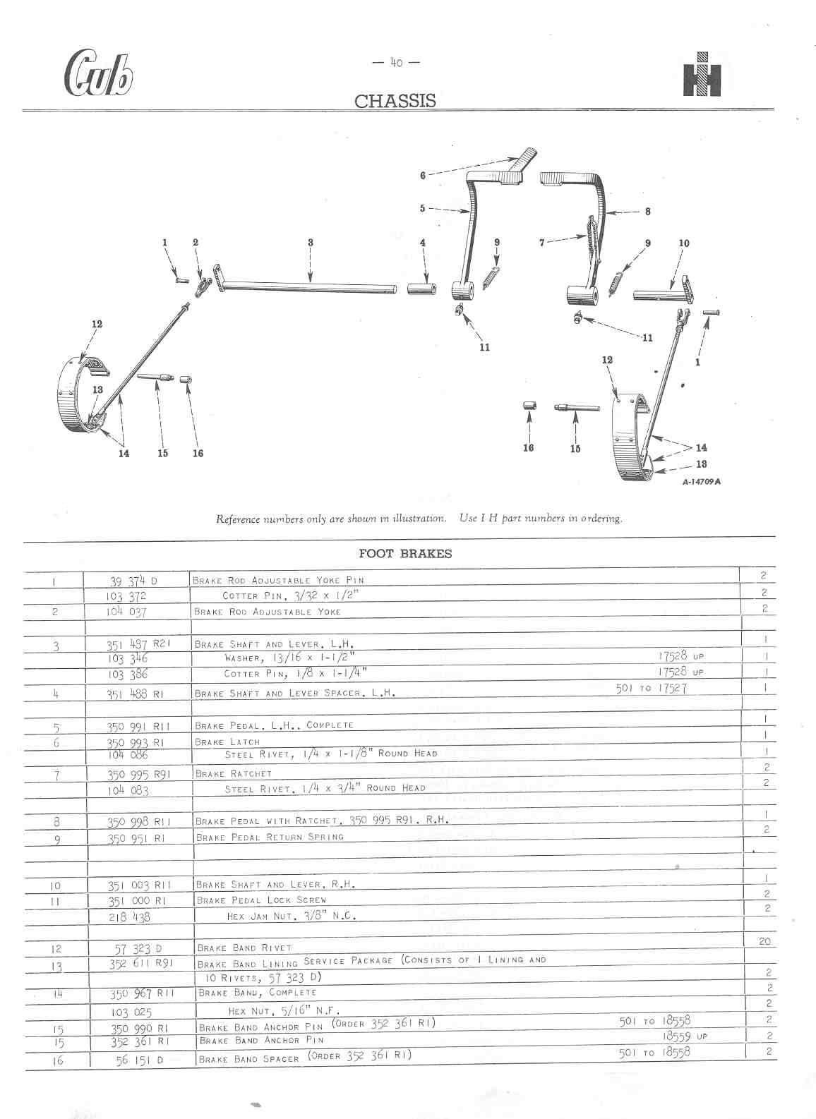 Wiring Diagram For International 464 International 464
