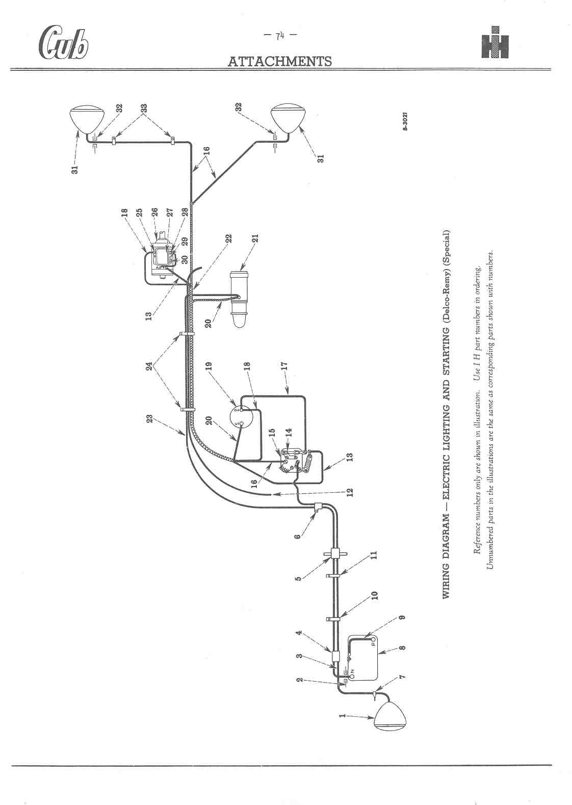 Farmall Cub Clutch Diagram - All Diagram Schematics