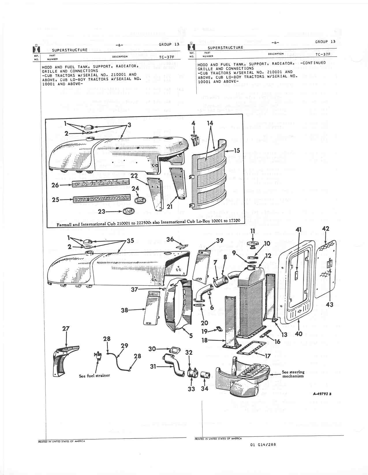 top suggestions farmall cub plow assembly :