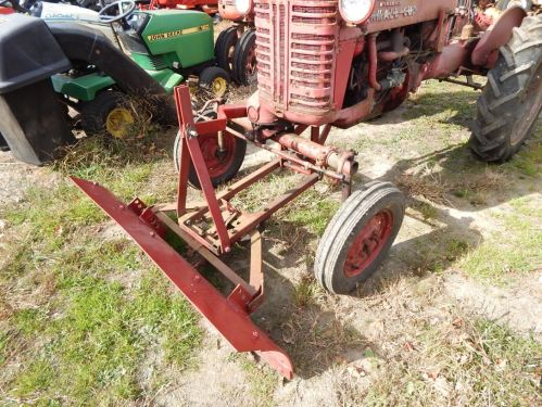 small resolution of farmall cub snow plow click to enlarge image s