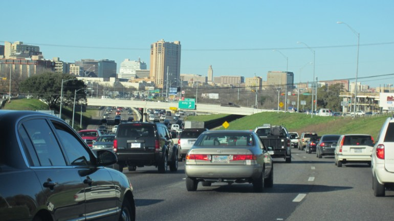 Texas Congestion Hasn't Gotten Better or Worse Over 32 Years of Data