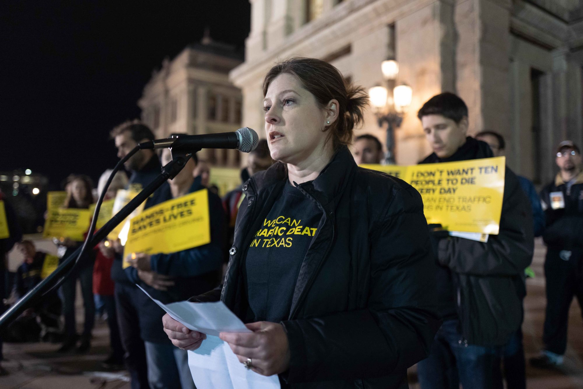 The Vision Zero Texas 2019 Legislative Agenda