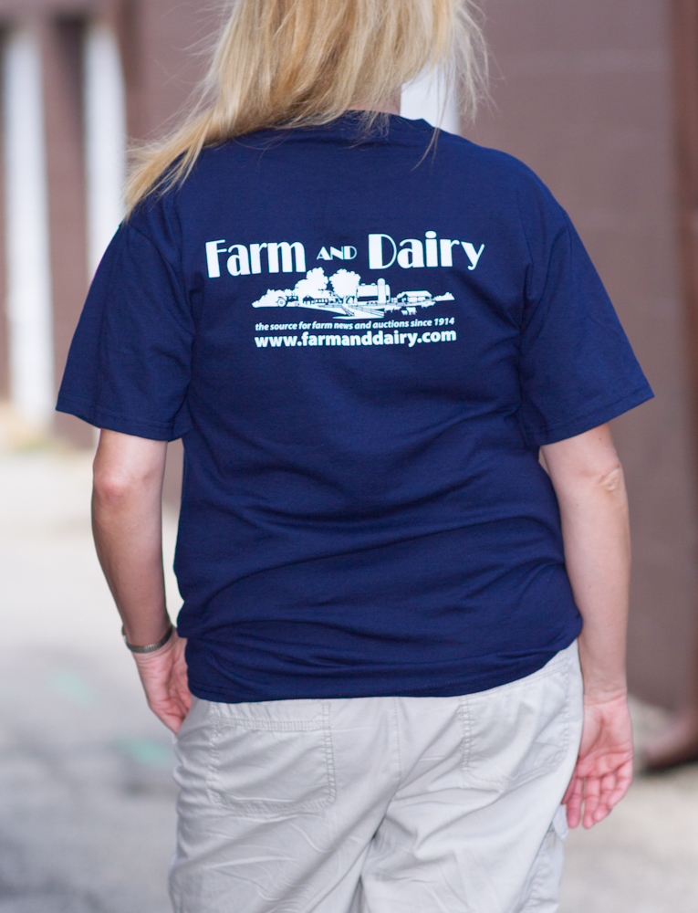 Farm and Dairy TShirts  Farm and Dairy Products