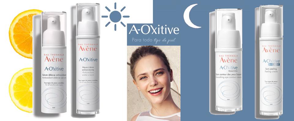 Gama A-Oxitive Avène