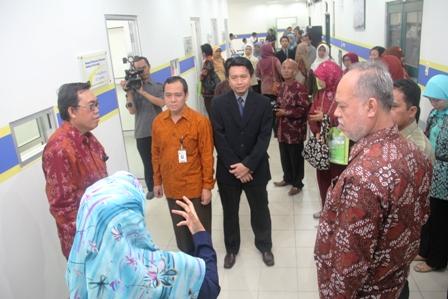 Farmasi UII Luncurkan Mini Teaching Hospital Pertama di Indonesia