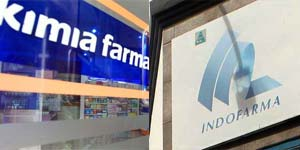indofarma kimia farma merger