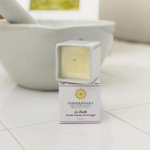 Linea Massaggio - Candela Cosmetica da Massaggio