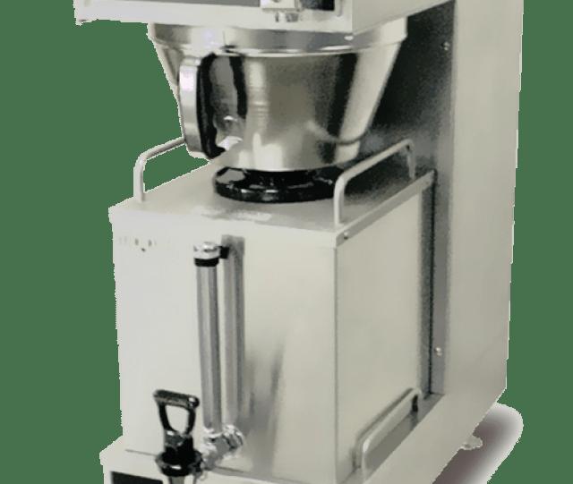 Equipment_heated Shuttle Brewer