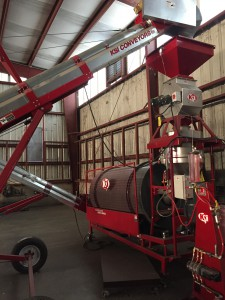 Seed Treater for Fertilizer, Chemicals, and Seed