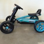 Blue Berg Buzzy Racing Pedal Go Carts