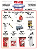 October Doorbuster Specials