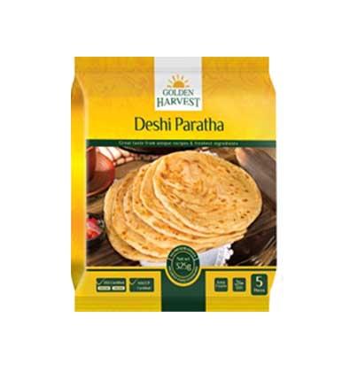 Golden Harvest Deshi Paratha