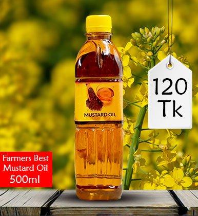 Farmers Best Mustard Oil