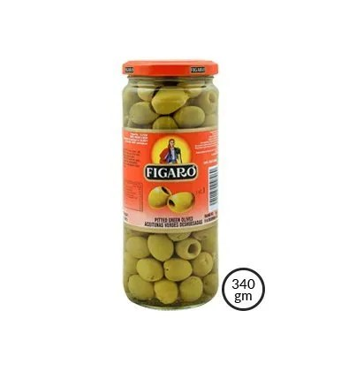 Figaro Pitted Green Olive(340gm)