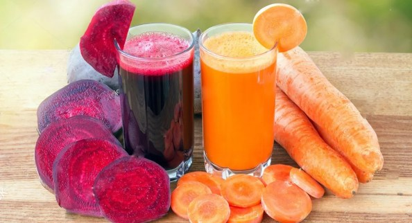 beetroot-and-carrot-juice
