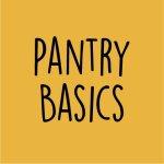 pantry basics